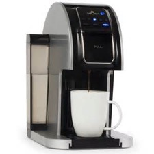 One touch brewer